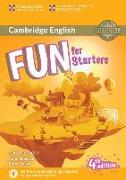 Cover-Bild zu Fun for Starters Teacher's Book with Downloadable Audio von Robinson, Anne