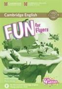 Cover-Bild zu Fun for Flyers Teacher's Book with Downloadable Audio von Robinson, Anne