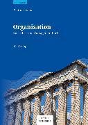 Cover-Bild zu Organisation (eBook) von Vahs, Dietmar