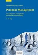 Cover-Bild zu Personal-Management (eBook) von Berthel, Jürgen