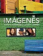 Cover-Bild zu Imágenes: An Introduction to Spanish Language and Cultures von Rusch, Debbie