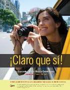 Cover-Bild zu Claro Que Si]: An Integrated Skills Approach von Caycedo Garner, Lucia