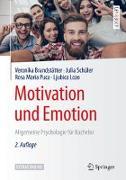 Cover-Bild zu Motivation und Emotion von Brandstätter, Veronika