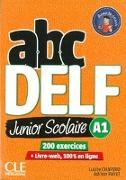 Cover-Bild zu Chapiro, Lucile: abc DELF Junior Scolaire A1