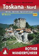 Cover-Bild zu Heitzmann, Wolfgang: Toskana Nord (eBook)