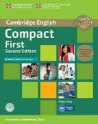 Cover-Bild zu May, Peter: Cambridge English. Compact First. Second Edition. Student's Book with Answers with CD-ROM / 2 Audio-CDs