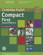 Cover-Bild zu May, Peter: Cambridge English. Compact First. Second Edition. Student's Book without Answers with CD-ROM