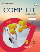 Cover-Bild zu Heyderman, Emma: Complete Preliminary Student's Book without Answers with Online Practice