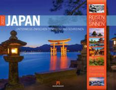 Cover-Bild zu Ackermann Kunstverlag (Hrsg.): Japan Kalender 2022