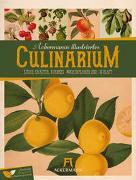 Cover-Bild zu Ackermann Kunstverlag (Hrsg.): Culinarium - Wochenplaner Kalender 2022