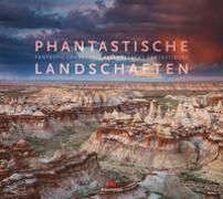 Cover-Bild zu Ackermann Kunstverlag (Hrsg.): Phantastische Landschaften Kalender 2022
