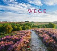 Cover-Bild zu Ackermann Kunstverlag (Hrsg.): Wege Kalender 2022