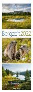 Cover-Bild zu Ackermann Kunstverlag (Hrsg.): Bergzeit Kalender 2022