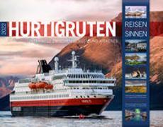 Cover-Bild zu Ackermann Kunstverlag (Hrsg.): Hurtigruten - Norwegen Kalender 2022