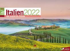 Cover-Bild zu Ackermann Kunstverlag (Hrsg.): Italien ReiseLust Kalender 2022