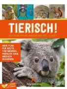 Cover-Bild zu Ackermann Kunstverlag (Hrsg.): Tierisch! Sprüchekalender - Wochenplaner Kalender 2022