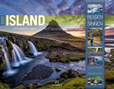 Cover-Bild zu Ackermann Kunstverlag (Hrsg.): Island Kalender 2022