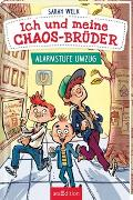 Cover-Bild zu Welk, Sarah: Ich und meine Chaos-Brüder - Alarmstufe Umzug (Ich und meine Chaos-Brüder 1)