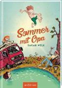 Cover-Bild zu Welk, Sarah: Sommer mit Opa (Spaß mit Opa 1)