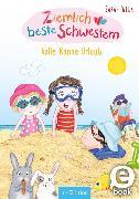 Cover-Bild zu Welk, Sarah: Ziemlich beste Schwestern - Volle Kanne Urlaub (Ziemlich beste Schwestern 4) (eBook)