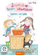 Cover-Bild zu Welk, Sarah: Ziemlich beste Schwestern - Quatsch mit Soße (Ziemlich beste Schwestern 1) (eBook)