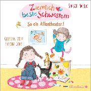 Cover-Bild zu Welk, Sarah: So ein Affentheater! (Audio Download)