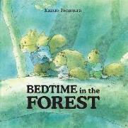 Cover-Bild zu Bedtime in the Forest von Iwamura, Kazuo