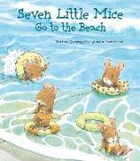Cover-Bild zu Seven Little Mice Go to the Beach von Iwamura, Kazuo