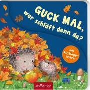 Cover-Bild zu Guck mal, wer schläft denn da? von Harmer, Sharon (Illustr.)