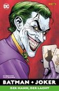 Cover-Bild zu Batman/Joker: Der Mann, der lacht von Brubaker, Ed