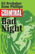 Cover-Bild zu Criminal Vol. 4: Bad Night (eBook) von Brubaker, Ed