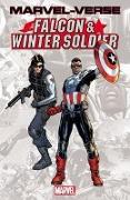 Cover-Bild zu Marvel-Verse: Falcon & Winter Soldier von Brubaker, Ed