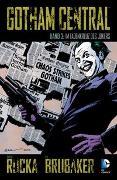 Cover-Bild zu Gotham Central von Brubaker, Ed
