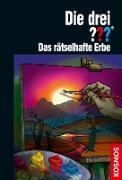 Cover-Bild zu Die drei ??? Das rätselhafte Erbe (drei Fragezeichen) (eBook) von Sonnleitner, Marco