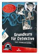 Cover-Bild zu Grundkurs für Detektive - Das Standardwerk von Bungter, Tobias