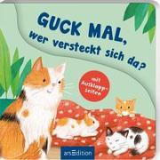 Cover-Bild zu Guck mal, wer versteckt sich da? von Harmer, Sharon (Illustr.)