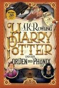 Cover-Bild zu Rowling, J.K.: Harry Potter und der Orden des Phönix (Harry Potter 5)