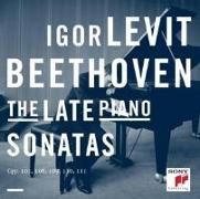 Cover-Bild zu Levit, Igor (Komponist): Beethoven: The Late Piano Sonatas
