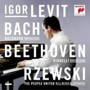 Cover-Bild zu Levit, Igor (Komponist): Goldberg-Var./Diabelli-Var./The People United Will