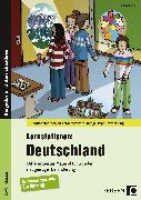 Cover-Bild zu Lernstationen: Deutschland von Löffler, Ulrike