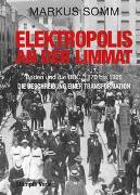 Cover-Bild zu Somm, Markus: Elektropolis an der Limmat