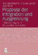Cover-Bild zu Gestring, Norbert: Prozesse der Integration und Ausgrenzung (eBook)