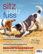 Cover-Bild zu Cadmos, Verlag (Hrsg.): SitzPlatzFuss, Ausgabe 44