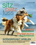 Cover-Bild zu Cadmos, Verlag (Hrsg.): SitzPlatzFuss, Ausgabe 37