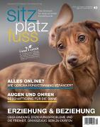 Cover-Bild zu Cadmos, Verlag (Hrsg.): SitzPlatzFuss, Ausgabe 40