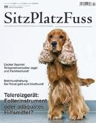 Cover-Bild zu Cadmos Verlag (Hrsg.): SitzPlatzFuss, Ausgabe 9