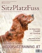 Cover-Bild zu Cadmos Verlag (Hrsg.): SitzPlatzFuss Ausgabe 22