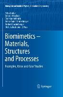 Cover-Bild zu Biomimetics -- Materials, Structures and Processes von Bruckner, Dietmar (Hrsg.)