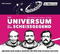 Cover-Bild zu Das Universum ist eine Scheißgegend von Puntigam, Martin