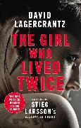 Cover-Bild zu The Girl Who Lived Twice